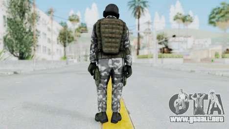 Black Mesa - HECU Marine v1 para GTA San Andreas tercera pantalla