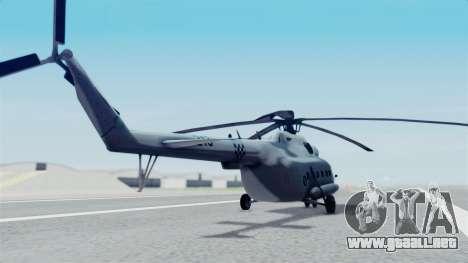 Mi-8 Croatian para GTA San Andreas left