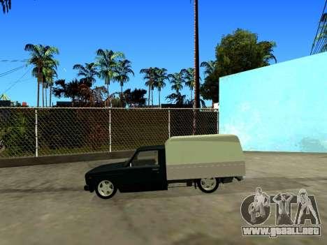 Vis 2345 para GTA San Andreas left