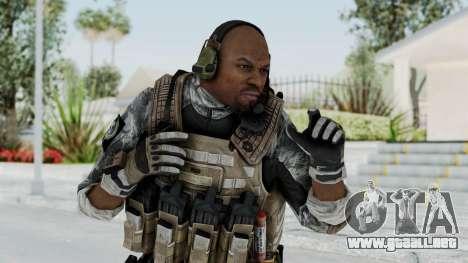Battery Online Soldier 6 v2 para GTA San Andreas