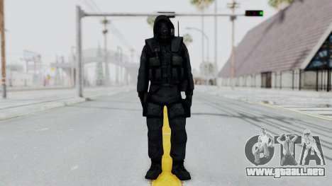 Hodeed SAS 9 para GTA San Andreas segunda pantalla