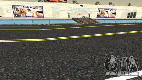 Nuevas texturas para Rusia Criminal para GTA San Andreas sexta pantalla