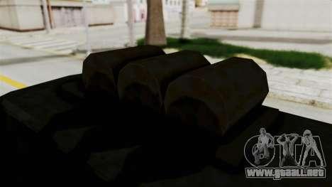 Boodhound Burrito - Manhunt 2 para la visión correcta GTA San Andreas