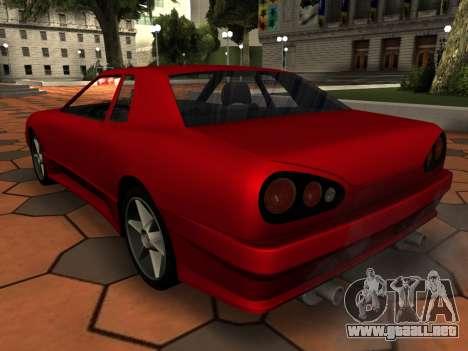 Elegy PFR v1.0 para las ruedas de GTA San Andreas