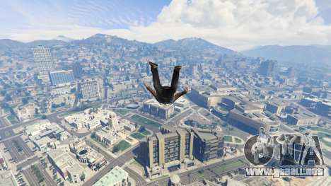 GTA 5 Nice Fly 2.5 segunda captura de pantalla