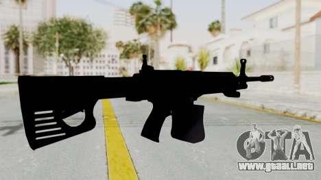 LSAT para GTA San Andreas segunda pantalla