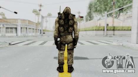 Hodeed SAS 6 para GTA San Andreas tercera pantalla