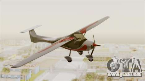 Ultralight Allegro 2000 para GTA San Andreas