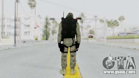 Hodeed SAS 2 para GTA San Andreas tercera pantalla