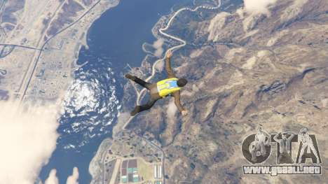 GTA 5 Nice Fly 2.5 noveno captura de pantalla