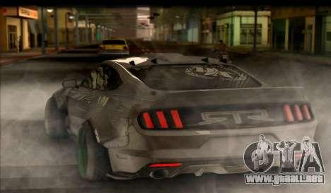 Ford Mustang RTRX Coupe para GTA San Andreas left