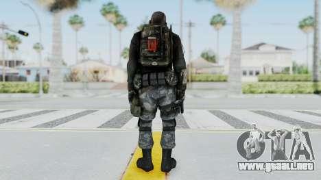 Battery Online Soldier 3 v4 para GTA San Andreas tercera pantalla
