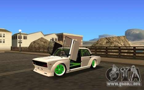 VAZ 2107 Race para GTA San Andreas
