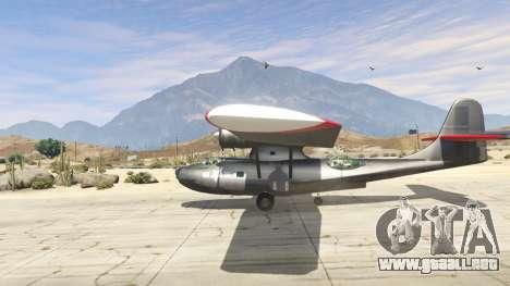 GTA 5 PBY 5 Catalina segunda captura de pantalla