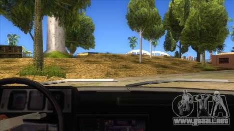 Kartal 2007 69 Serisi para visión interna GTA San Andreas