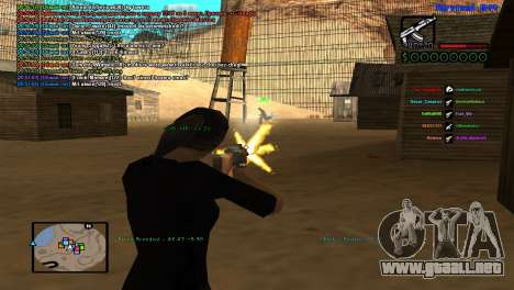Damage Informer para GTA San Andreas
