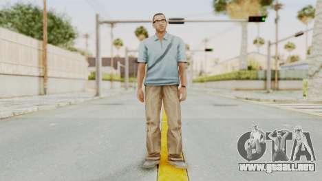 Manhunt 2 - Danny Outfit 2 para GTA San Andreas segunda pantalla