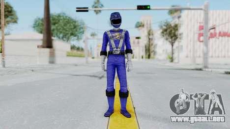 Power Rangers RPM - Blue para GTA San Andreas segunda pantalla