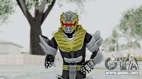 Power Rangers Megaforce - Knight para GTA San Andreas