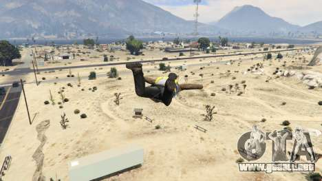 GTA 5 Nice Fly 2.5 tercera captura de pantalla