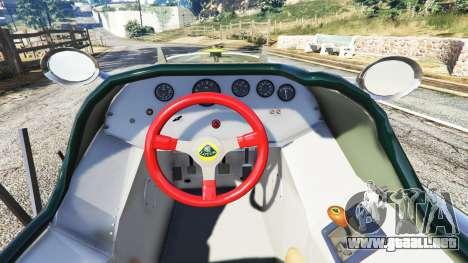 GTA 5 Fiat Mefistofele vista lateral trasera derecha
