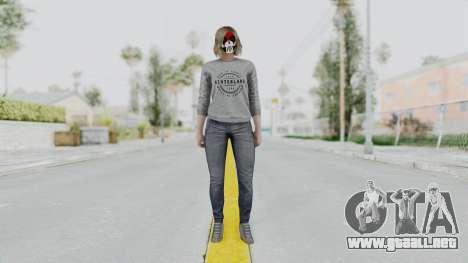 Lowriders Custom Classics DLC Female para GTA San Andreas segunda pantalla