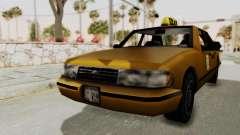 GTA 3 - Taxi para GTA San Andreas