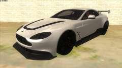 2015 Aston Martin Vantage GT12