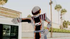 Power Rangers Operation Overdrive - Mercury para GTA San Andreas