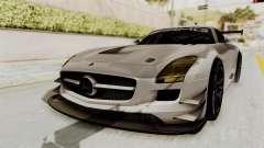 Mercedes-Benz SLS AMG GT3 PJ3