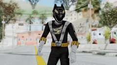 Power Rangers RPM - Black para GTA San Andreas