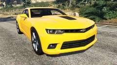 Chevrolet Camaro SS 2014 v1.1 para GTA 5
