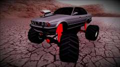 BMW M5 E34 Monster Truck