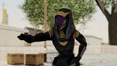 Mass Effect 3 Tali Armor