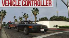 Vehicle Controller para GTA 5
