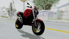 Ducati Monster para GTA San Andreas