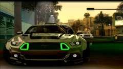 Ford Mustang RTRX Coupe para GTA San Andreas
