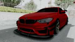 BMW M4 F82 Race Tune para GTA San Andreas