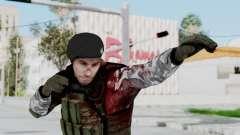 Black Mesa - Wounded HECU Marine Beret