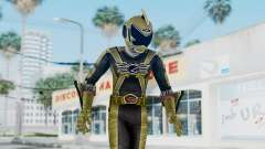 Power Rangers RPM - Gold para GTA San Andreas