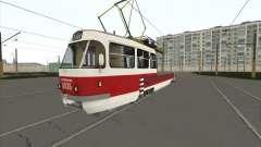 Tatra T3 servicio