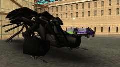 The Dark Knight Rises BAT v1