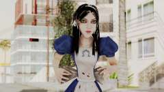 Alice Madness Returns para GTA San Andreas