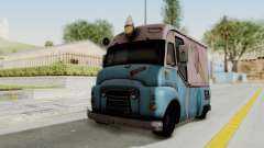 Hitman Absolution - Ice Cream Van para GTA San Andreas