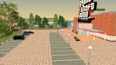 Nuevas texturas para Rusia Criminal para GTA San Andreas