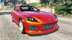 Mazda RX-8 2004 para GTA 5