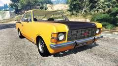 Chevrolet Opala SS4 1975