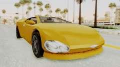 GTA 3 Infernus para GTA San Andreas