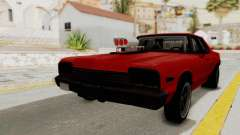 Dodge Monaco 1974 Drag para GTA San Andreas