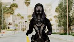 Mass Effect 3 Tali Zorah Armor DLC para GTA San Andreas
